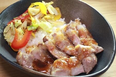 あさイチ レシピ 豚きのこ丼