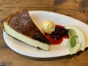 キューピー3分クッキング レシピ バスク風チーズケーキ