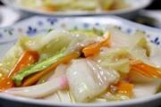 キューピー3分クッキング レシピ 白菜と豚肉の甘酢炒め