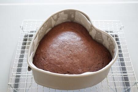 きょうの料理 レシピ チョコレートバターケーキ 栗原はるみ