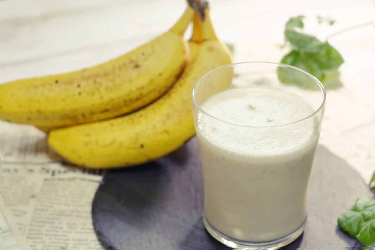 教えてもらう前と後【ホットバナナジュースの作り方】ももクロ百田夏菜子さんが紹介