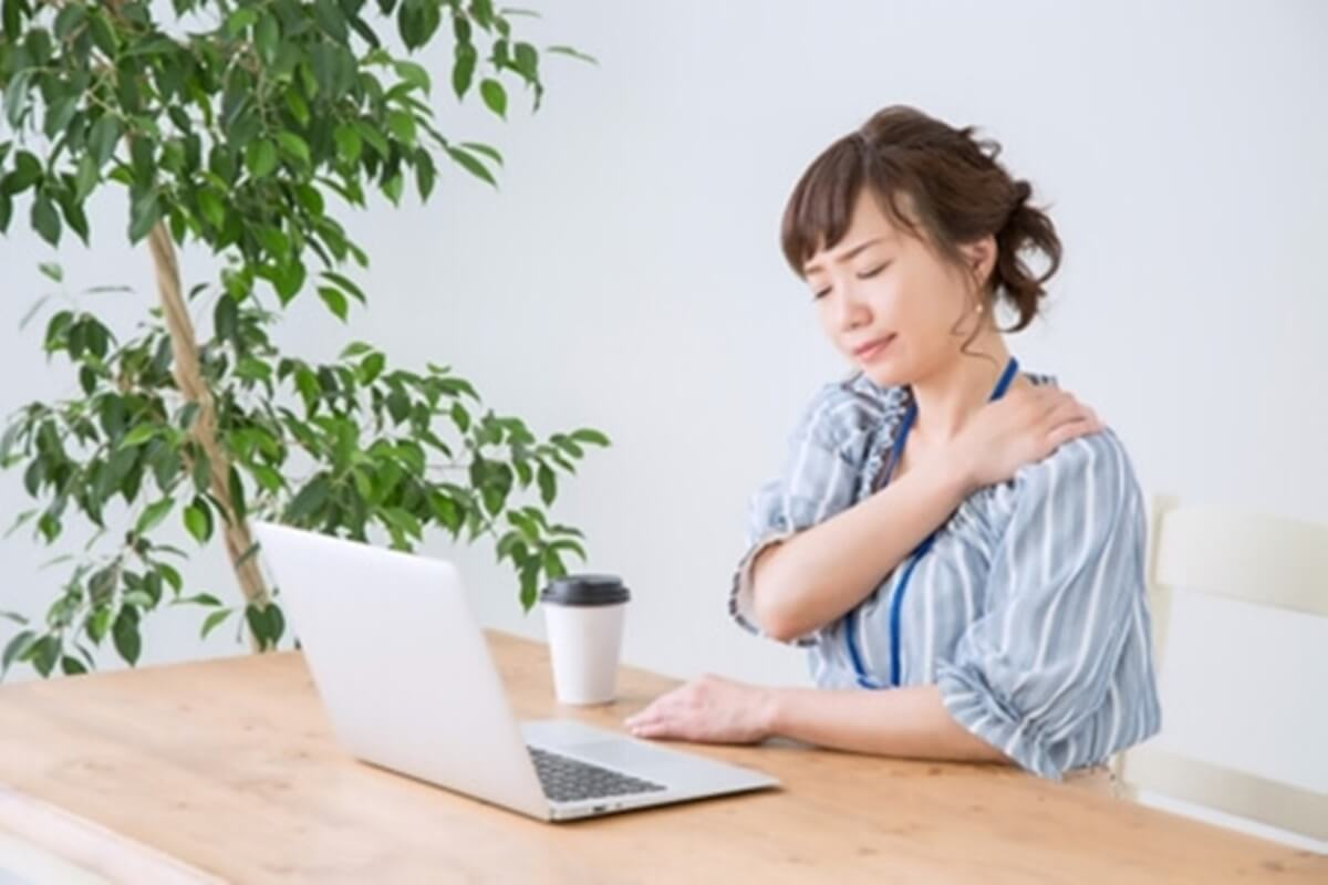 肩こりを治すエクササイズ