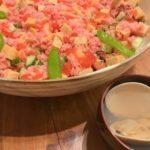 【3分クッキング】ばらちらしのレシピを石原洋子先生が紹介