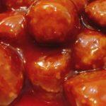 【3分クッキング】ミートボールのトマト煮の作り方を紹介!山脇りこさんレシピ