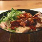 【3分クッキング】鶏肉の照り焼き丼のレシピを田口成子先生が紹介