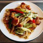 【3分クッキング】じゃが芋、にんじん、豚肉のソース炒めのレシピを石原洋子先生が紹介
