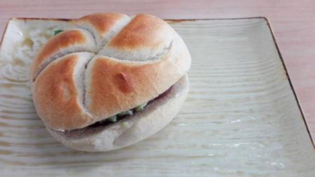 和風漬物パン