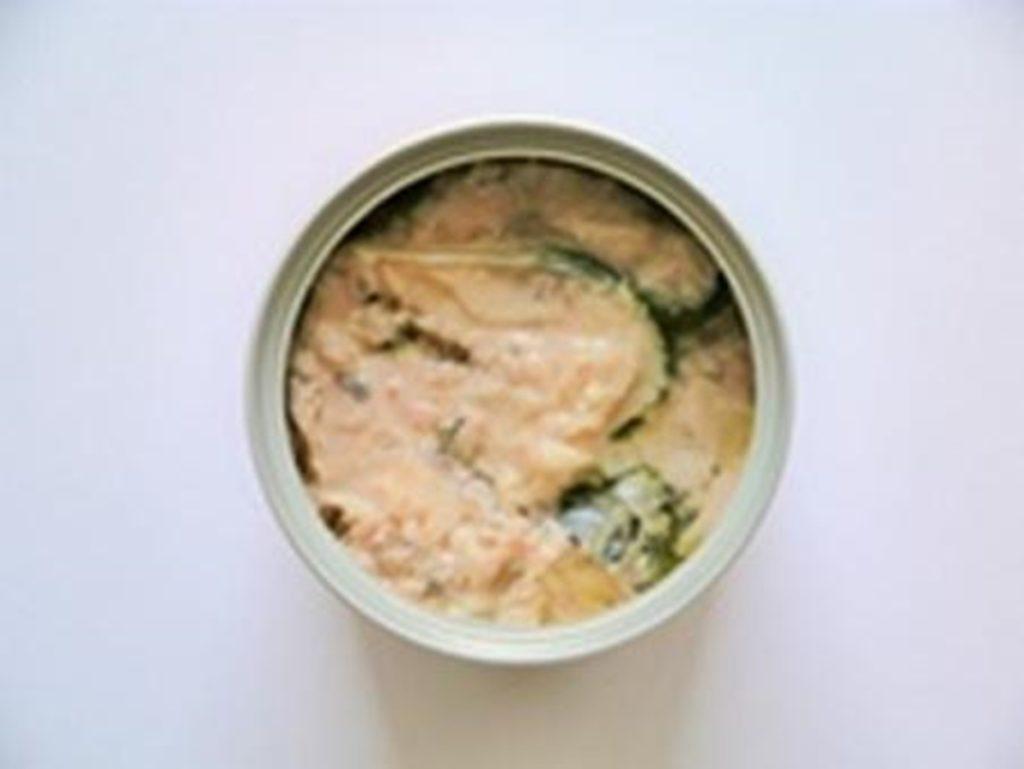 サバ缶魚介ラーメン