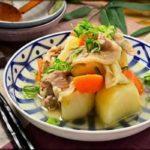 【3分クッキング】ひとり分塩肉じゃがのレシピを山脇りこ先生が紹介