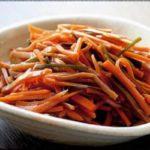 【秘密のケンミンショー】福島県の楽チンで激うまお手軽家メシ「いか人参」のレシピ