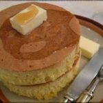 ZIP!【みきママさんの自宅で簡単!フワフワのパンケーキのレシピ】吉田奈央アナが再現