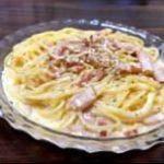 あさイチ【濃厚塩カルボ麺のレシピ】リュウジさんが紹介