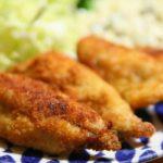 【きょうの料理】父さんのきょうからキッチンレシピ!あじフライなどを堀江ひろ子さんがを紹介!