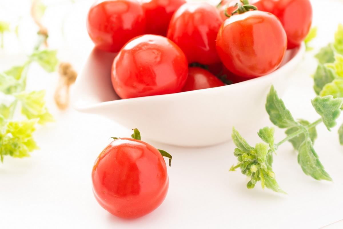ミニトマトのアーリオ・オーリオ