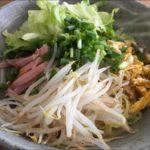 【ヒルナンデス】アジア風混ぜ麺の作り方を紹介!コウテンケツさんのレシピ