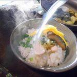 【ヒルナンデス】出汁茶漬けの作り方を紹介!コウテンケツさんのレシピ
