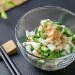 【きょうの料理】ネバネバ食材で腸活!オクラナムルと長芋ビビンバの作り方を紹介!新谷友里江さんのレシピ