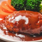 【世界一受けたい授業】ハンバーグの作り方を紹介!オレンジページ人気のレシピ