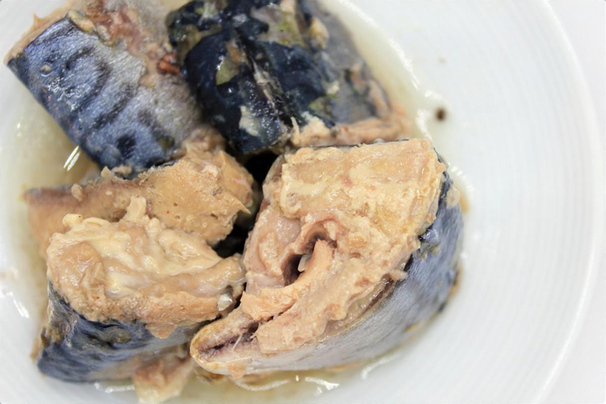 サバのネギバター焼き