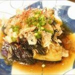 【3分クッキング】にしんとなすの煮ものの作り方を紹介!小林まさみさんのレシピ