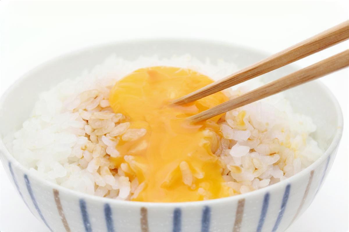焦がしバター醤油卵かけご飯