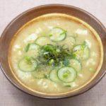 【きょうの料理】サバ缶の冷や汁の作り方を紹介!本多京子先生のレシピ