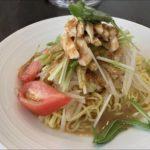 【ウワサのお客さま】イトーヨーカドー食材レシピ!よだれ鶏風やみつき冷やし麺の作り方を紹介!寺田真二郎さんのレシピ