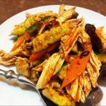 【ウワサのお客さま】イトーヨーカドー食材レシピ!鶏肉とザーサイの中華和えの作り方を紹介!主婦栗山さんのレシピ