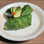 【あさイチ】蛇腹きゅうりのごまドレサラダの作り方を紹介!館野鏡子さんのレシピ