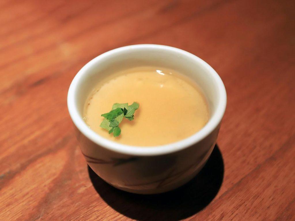 カレー茶碗蒸し