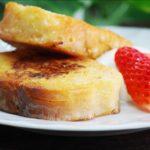 【家事ヤロウ】フレンチトーストの作り方を紹介!ロンブー淳さんのレシピ