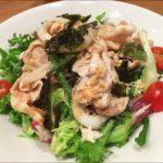 【きょうの料理】豚しゃぶとひじきの和風マリネの作り方を紹介!市瀬悦子さんのレシピ