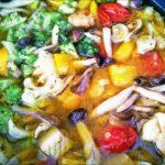 【ウワサのお客さま】イトーヨーカドー食材レシピ!アヒージョ風そうめんの作り方を紹介!主婦栗山さんのレシピ