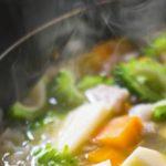 【きょうの料理】長芋としょうがのカレー煮の作り方を紹介!島本薫さんのレシピ