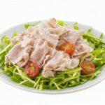 【おは朝】ゆーママレシピ冷凍おかずの素アレンジ!豚肉ときゅうりのわさび冷しゃぶの作り方を紹介!