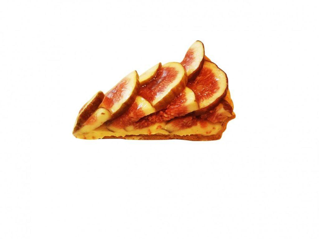 イチジクのパイ包み