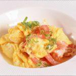 【きょうの料理】トマトの卵炒めの作り方を紹介!渡辺あきこさんのレシピ