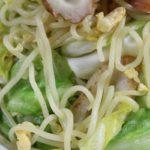 【シューイチ】リュウジさんのレシピ!ヘルシー焼きそばの作り方を紹介!