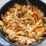 【あさイチ】たたききゅうりの豚キムチ炒めの作り方を紹介!小田真規子さんのレシピ