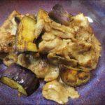 【3分クッキング】なすと豚肉の甘みそ炒めの作り方を紹介!小林まさみさんのレシピ