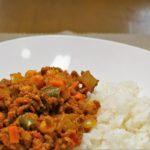 【ヒルナンデス】漬けるだけレシピ!キーマカレーの作り方を紹介!遠藤香代子さんのレシピ