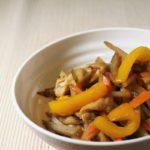 【ヒルナンデス】卵豆腐の豚きんぴらの作り方を紹介!浜名ランチさんのレシピ