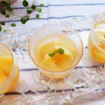 【プロフェッショナル】桃のコンポートの作り方を紹介!杉野英実さんのレシピ