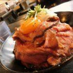 【ごはんジャパン】ローストビーフ丼レシピ!フライパンで神谷英生さんの作り方!