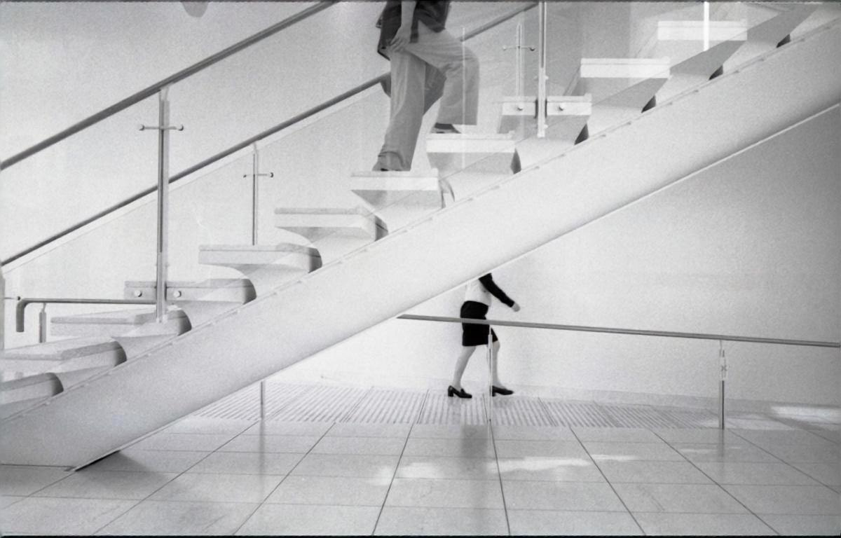 階段をホイホイ上るやり方