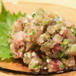 【きょうの料理】ピーマンなめろうの作り方を紹介!井澤由美子さんのレシピ