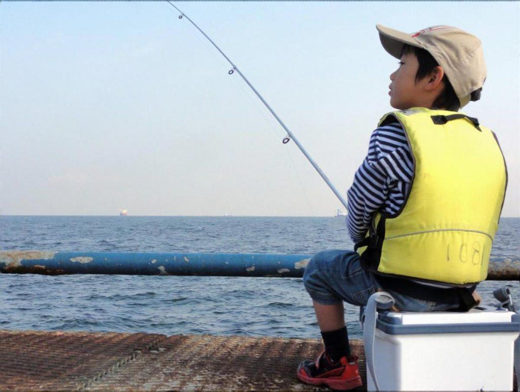 釣り専門店便利アイテム
