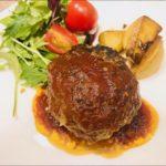 【ZIP】タケムラダイさん簡単料理レシピ!マグカップハンバーグの作り方!