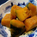 【きょうの料理】かぼちゃの甘煮の作り方を紹介!鈴木登紀子さんのレシピ