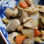 【きょうの料理】根菜と鶏肉の甘酒煮の作り方を紹介!舘野真知子さんのレシピ
